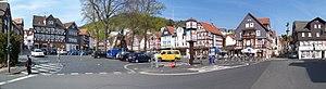 Biedenkopf - Biedenkopf's marketplace