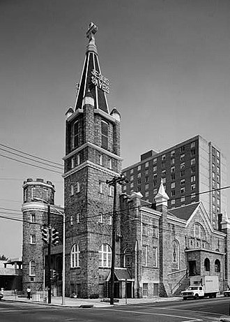 Religion in Atlanta - Image: Big Bethel African Methodist Episcopal Church (Atlanta, Georgia)