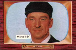Bill McKinley - Image: Bill Mc Kinley