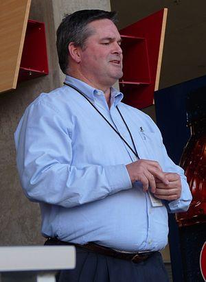 Bill Smith (baseball executive) - Smith in 2010.