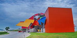 Biomuseo - Image: Biomuseo panama