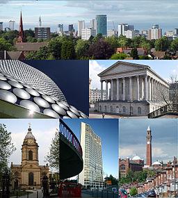 Birmingham Montage 2012