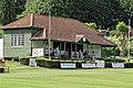 Bishop's Stortford Cricket Club pavilion, Hertfordshire 2.jpg