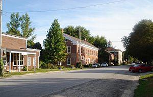 Bishop Hill, Illinois - Bishop Hill Street
