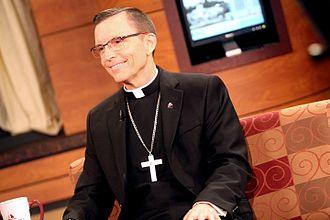 Robert P. Reed - Image: Bishop Reed