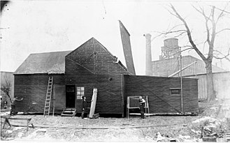 Edison's Black Maria - Edison's Black Maria Studio
