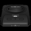 Black Sega Mega Drive icon.png