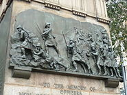 Black Watch Memorial panel 2