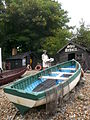 Blackgang Chine boat display 2.JPG