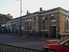 Blackheath station building.JPG