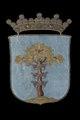 Blekinge vapen med ek, 1660 - Livrustkammaren - 108740.tif