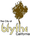 Official seal of Blythe, California