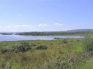 Boa Island - Boa Island, overlooking Lower Lough Erne