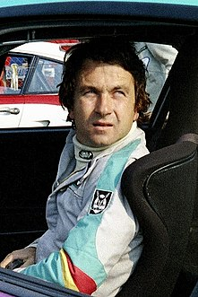 Bob Wollek French racecar driver and alpine skier