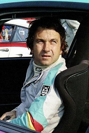 Bob Wollek - Bob Wollek in 1976