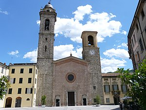 Roman Catholic Diocese of Piacenza-Bobbio - Co-cathedral in Bobbio