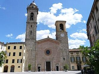 Roman Catholic Diocese of Piacenza-Bobbio - Co-cathedral in Bobbio
