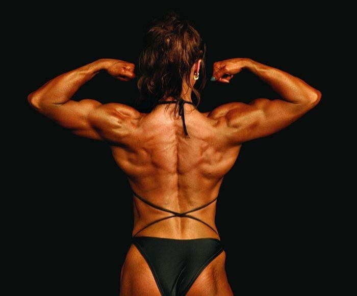 Euro nude female bodybuilders