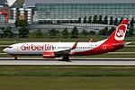 Boeing 737-86J(WL) Air Berlin D-ABMO (9353238752).jpg