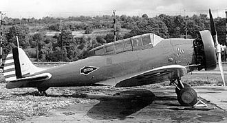 Boeing P-29 - Boeing P-29 in its original configuration (U.S. Air Force photo)