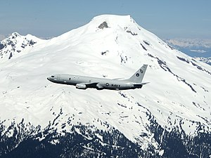 Patrol Squadron 4 (United States Navy) - A VP-4 P-8A in May 2017.