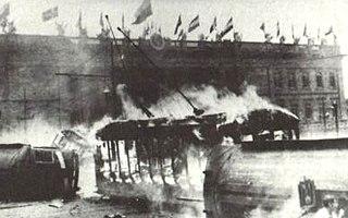 <i>La Violencia</i> civil war in Colombia between 1946 and 1958