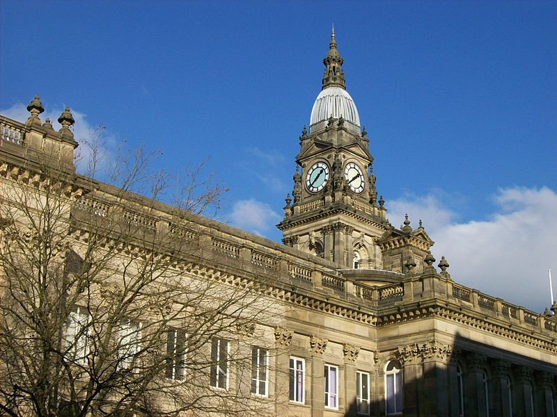 File:Bolton Town Hall from South.jpg