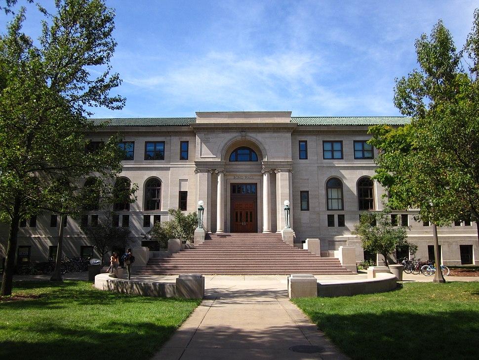 Bond Hall- University of Notre Dame- School of Architecture