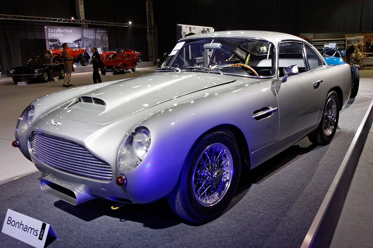 aston martin db4 gt wikipedia. Black Bedroom Furniture Sets. Home Design Ideas