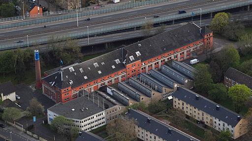 Bonn, Bonner Fahnenfabrik