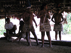Bora people - Image: Bora People