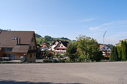 Skyline of Boswil