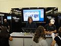 BotCon 2011 - Transformers Prime booth (5802071119).jpg