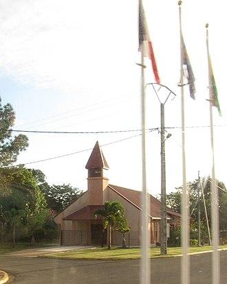 Bouloupari - The church of Bouloupari