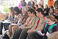 Boy and Girl Scout Troop members at opening ceremony (6348558650).jpg