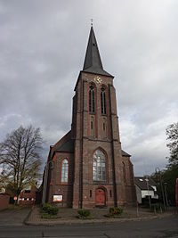 Brühl-Kierberg St. Servatius Westturm.JPG