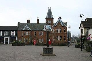 Brandon, Suffolk town in Suffolk