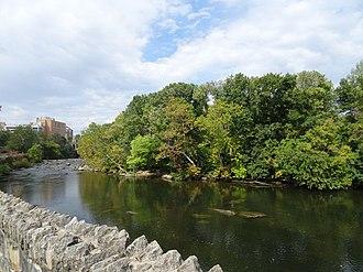 Wilmington State Parks - Brandywine Creek at Brandywine Park