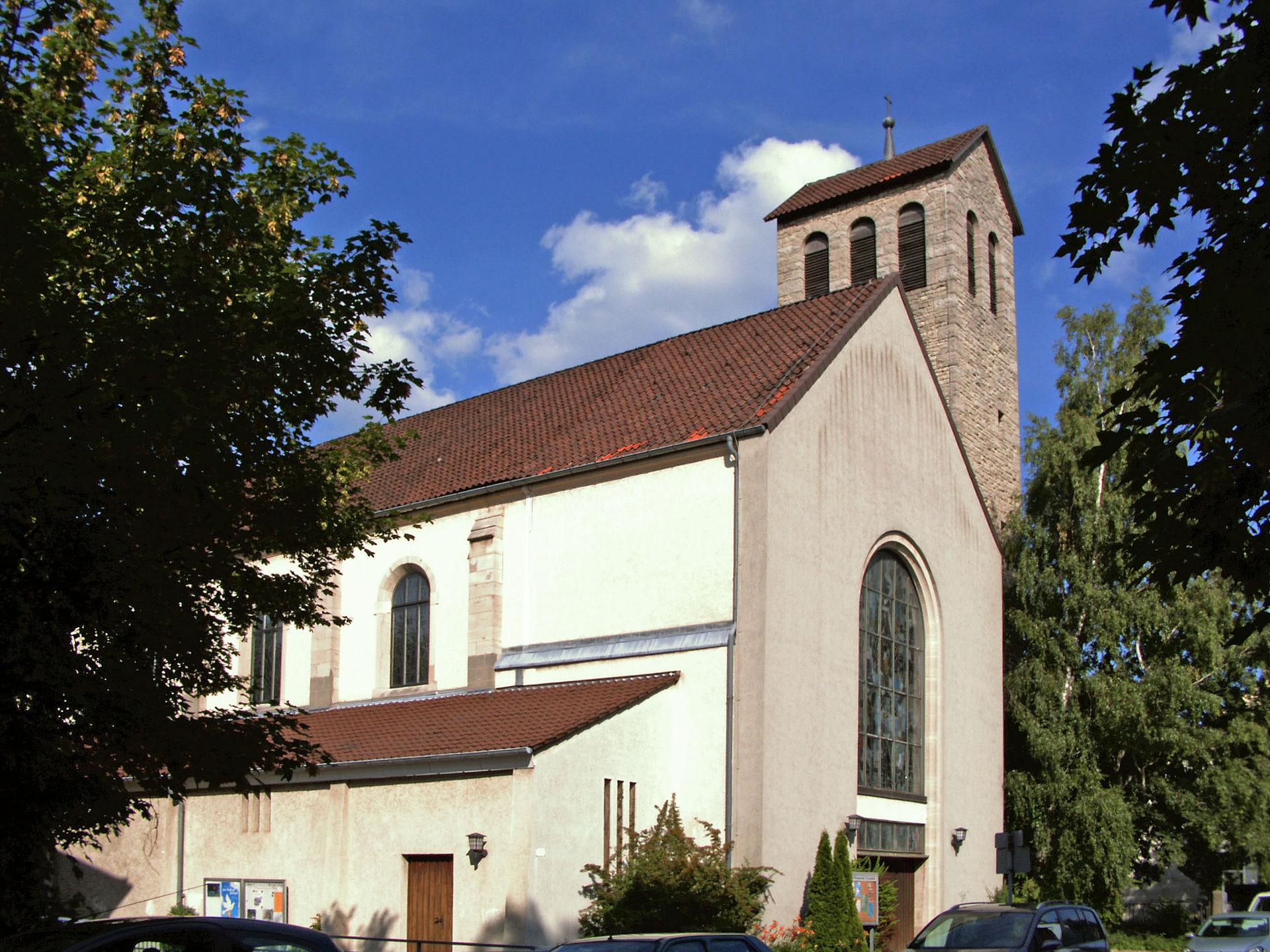 Braunschweig Kirche