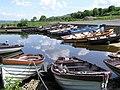 Breffni Pier, Lough Melvin (3) - geograph.org.uk - 825829.jpg