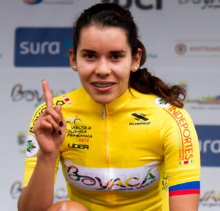 Brenda Santoyo Cyclist