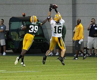 Brett Swain (gridiron football) American football wide receiver