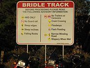 Bridal Track