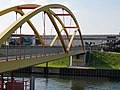 Bridge over Ruhr canal at Duisburg.jpg