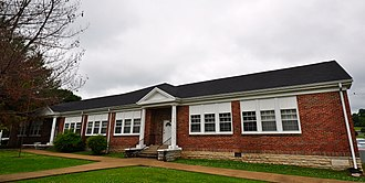 National Register of Historic Places listings in Giles County, Tennessee - Image: Bridgeforth High School