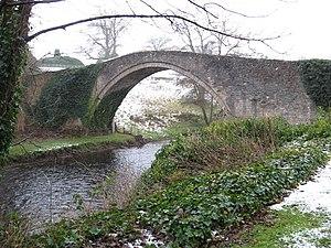 River Doon - The Auld Brig o' Doon