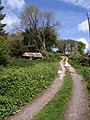 Bridleway near Leign - geograph.org.uk - 1292380.jpg
