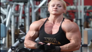 Brigita Brezovac Slovenian retired professional bodybuilder