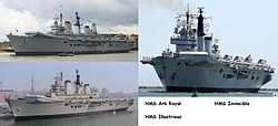 British Aircraft carriers of Invincible class.jpg