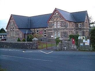 Broadwoodwidger - The primary school